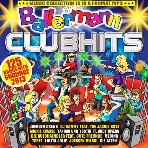 Ballermann Summer Club Hits (2013)