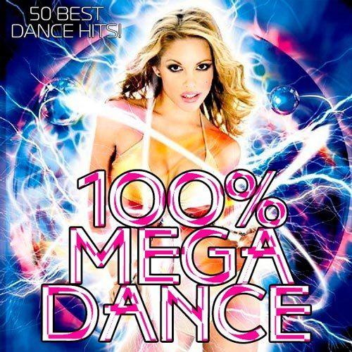 VA - 100% Mega Dance (2014)