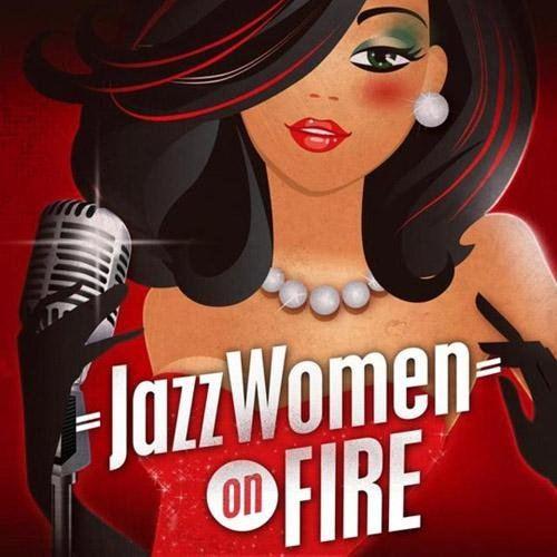 VA - Jazz Women On Fire (2014)