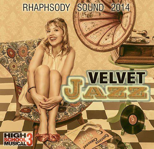 VA -Rhapsody Sound Velvet Jazz (2014)
