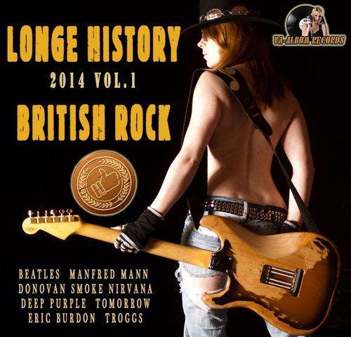 VA - Longe History British Rock Vol. 1 (2014)