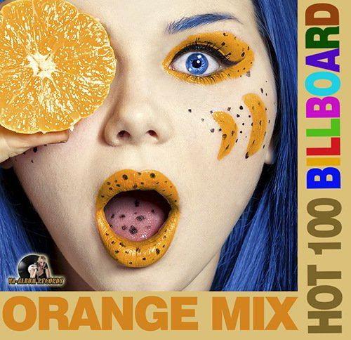 VA - Hot 100 Orange Mix Billboard (2014)
