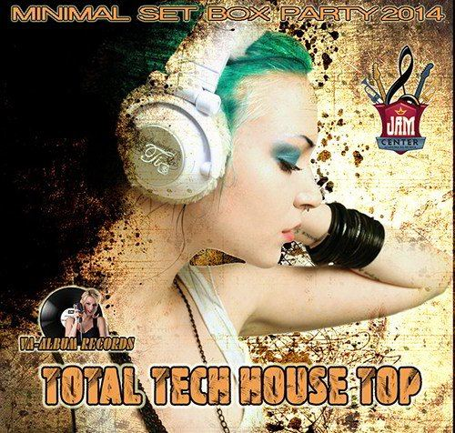 VA - Total Tech House Top (2014)