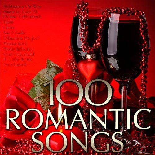 100 Romantic Songs (2014)