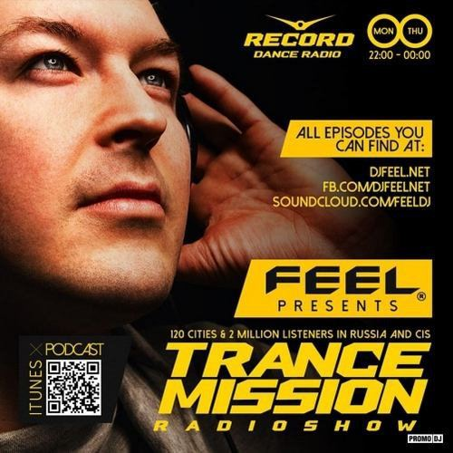 DJ Feel - TranceMission (19-01-2015)