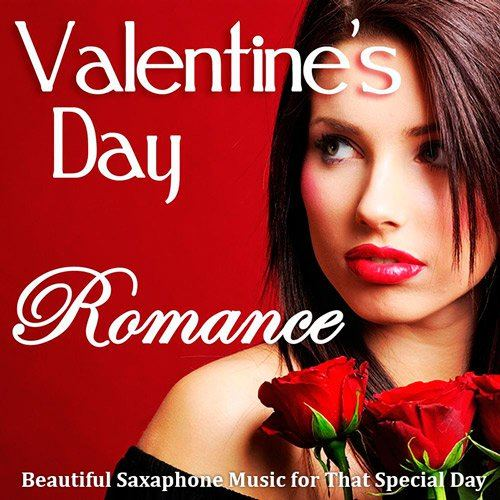 The Romantic Saxophone Band - Valentine's Day Romance (2015)