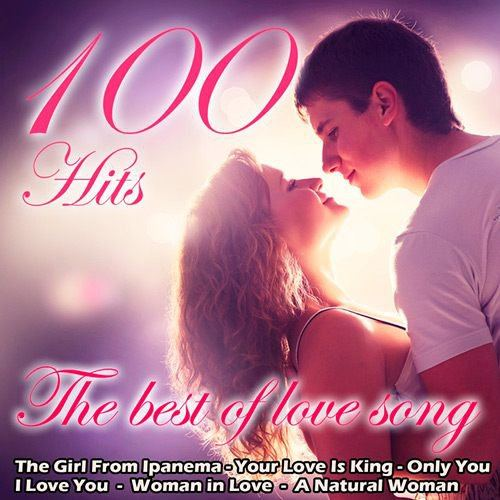 The Best of Love Songs - 100 Hits (2015)