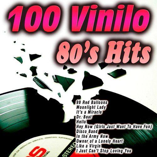 100 Vinilo 80's Hits (2015)
