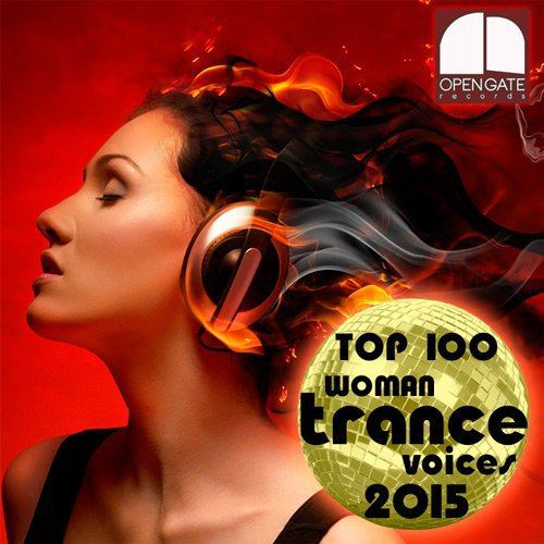 Top 100 Woman Trance Voices 2015 (2015)
