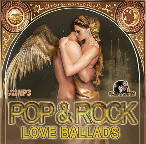 Pop & Rock Love Ballads (2015)