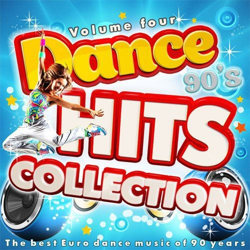 Dance Hits Collection 90's - Vol.4 (2015)