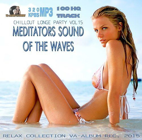 Meditators Sound Of The Waves (2015)