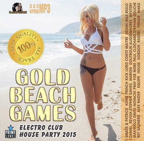 Gold Beach Games (2015)