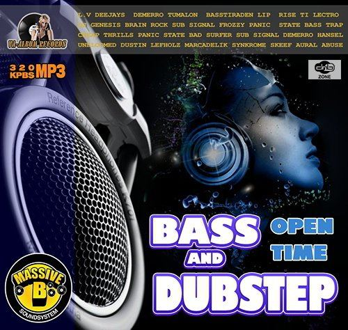 Open Time Bass And Dubstep (2015)