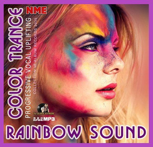 Rainbow Sound: Color Trance (2015)