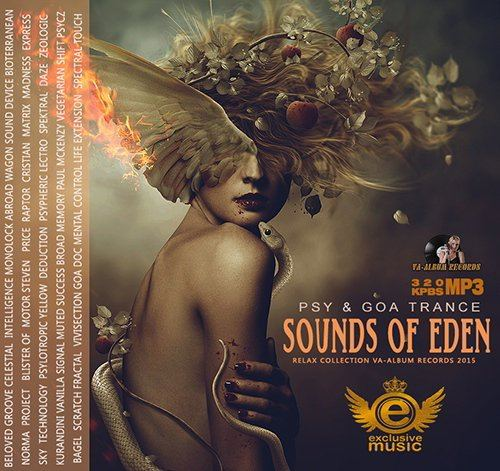 Sounds Of Eden (2015)