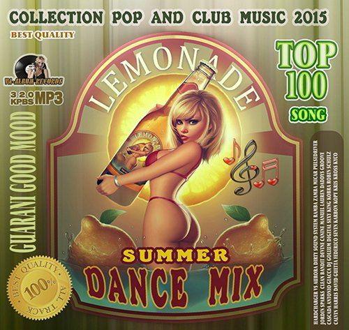 Lemonade Summer Dance Mix (2015)
