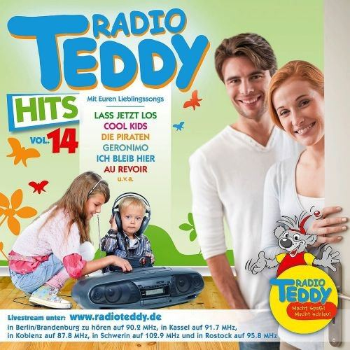 Radio Teddy Hits Vol.14 (2015)
