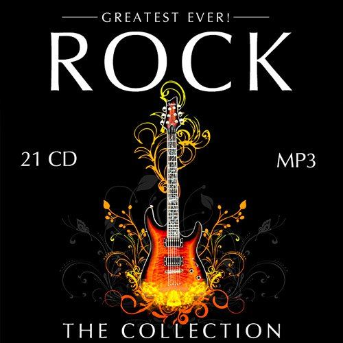 Greatest Ever! Rock: The Collection (21CD) (2008-2015)