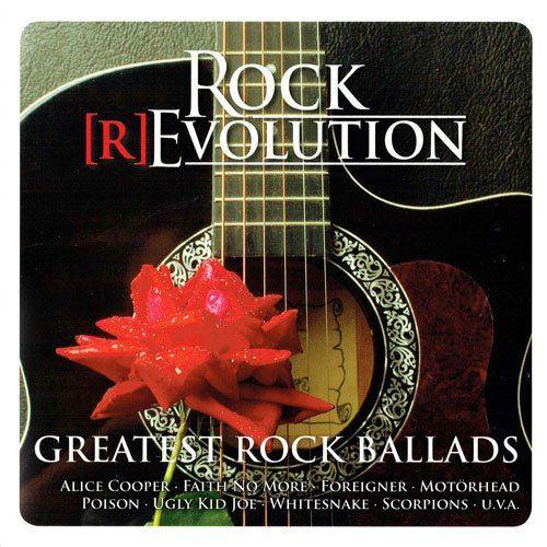 Rock [R]Evolution - Greatest Rock Ballads (2014)