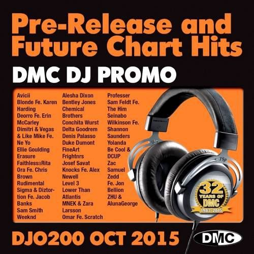 DMC DJ Promo 200 - October Release (2015)