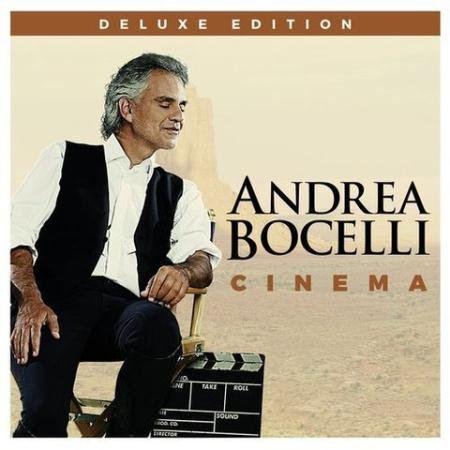 Andrea Bocelli - Cinema (2015)