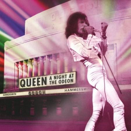 Queen - A Night At The Odeon (Live, UK Edition) (2015)