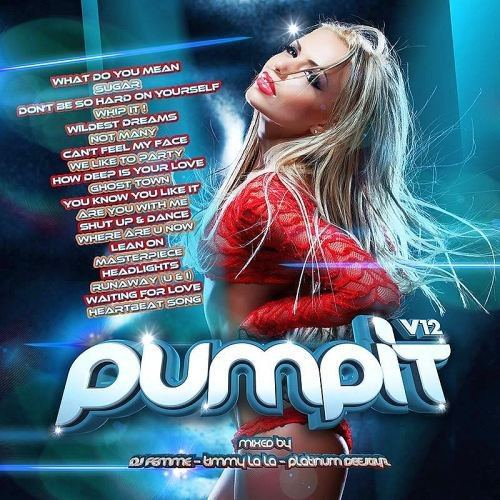 Pump It Vol 12 (Mixed by DJ Femme, Timmy Lala & Platinum Deejayz)