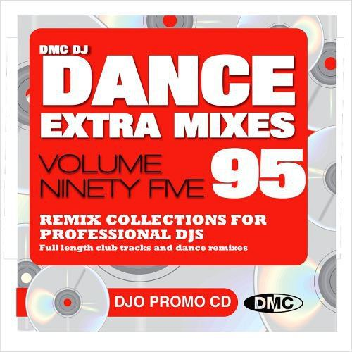 DMC DJ Dance Extra Mixes 95 November (2015)