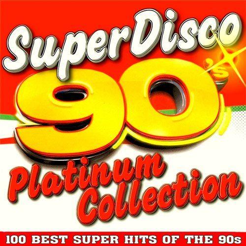 Super Disco 90s. Platinum Collection (2015)