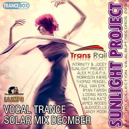 Sunlight Project: Vocal Trance Solar Mix (2015)