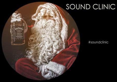 Новогодняя вечеринка. Клубные новинки! [Sound Clinic - Happy New Year Edition] (2015)