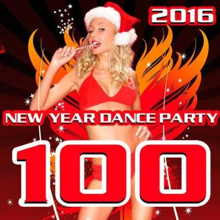 100 New Year Dance Party 2016 (2015)