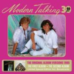 Modern Talking — The First & Second Album (30th Anniversary Edition 3CD) (2015)