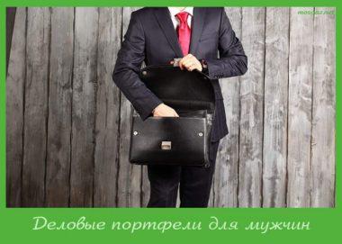 Деловые портфели