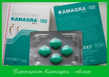 Препарат Kamagra