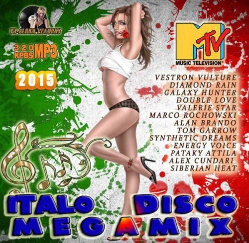 Italo Disco Megamix (2015)