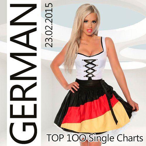 German Top 100 Single Charts 23.02.2015 (2015)