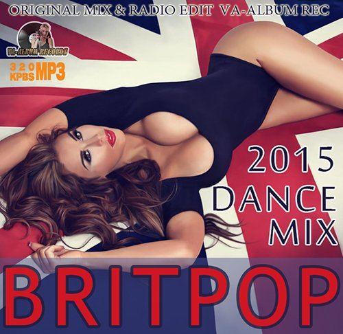 Britpop Dance Mix (2015)