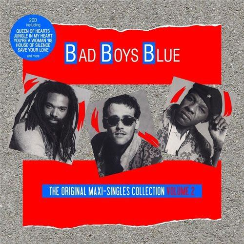 Bad Boys Blue - The Original Maxi-Singles Collection Vol.2 (2015)