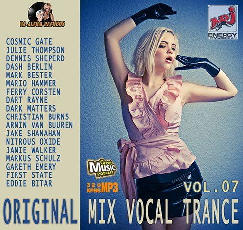 Original Mix Vocal Trance vol 07 (2015)