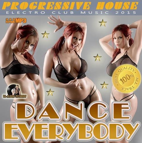 Dance Everybody: House Progressive (2015)