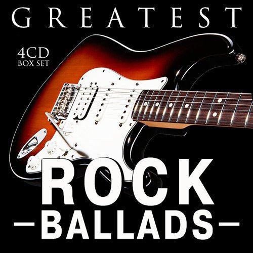Greatest Rock Ballads (2015)