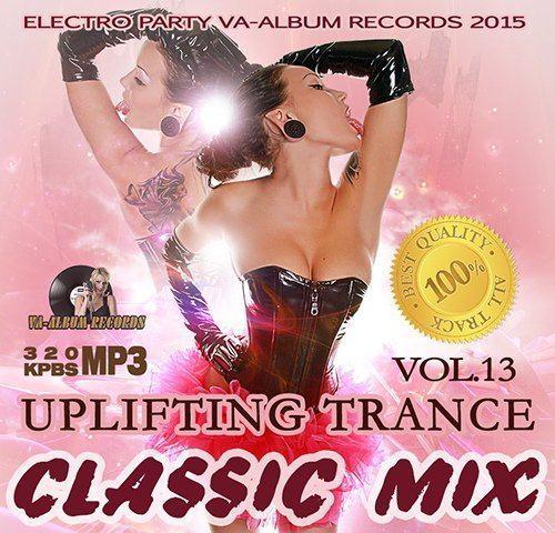 Uplifting Trance Classic Mix (2015)
