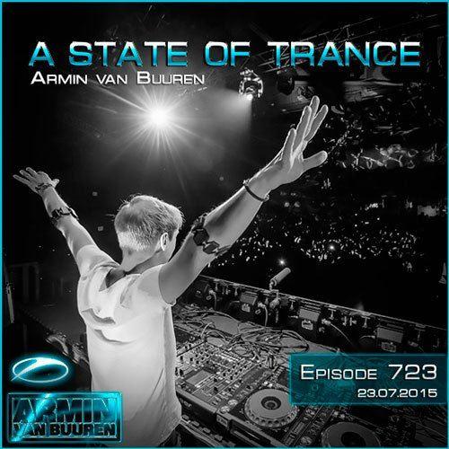 Armin van Buuren - A State of Trance 723 (23.07.2015)