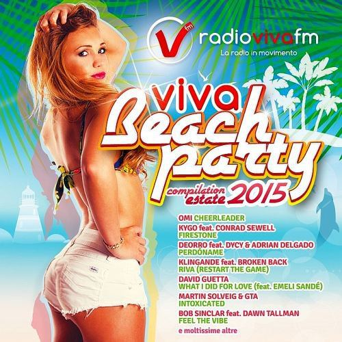 Viva Beach Party - Compilation Estate (2015)
