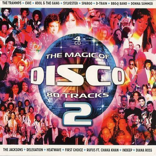 Magic Of Disco Vol.2 (2015)