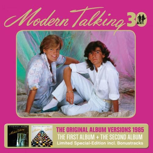 Modern Talking - The First & Second Album (30th Anniversary Edition 3CD) (2015)