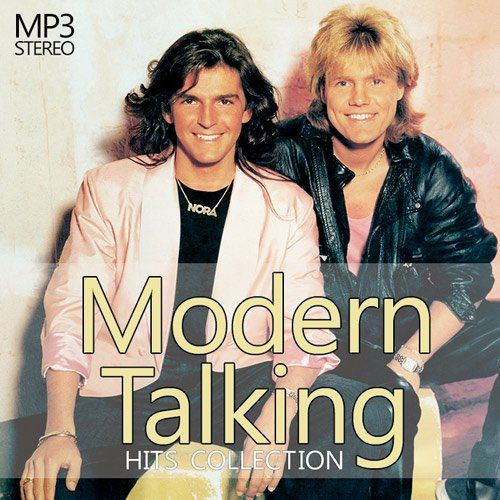Modern Talking - Hits Collection (2015)