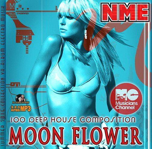 Moon Flower: Deep Compilation House (2015)